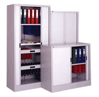 Aus File Tambour Cupboards: 1200 wide